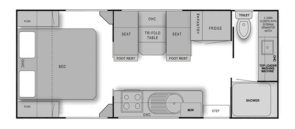 208 Rear Door - Kitchen Door Side