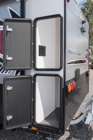 External Storage Cabinets