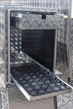 Retractable Compartment