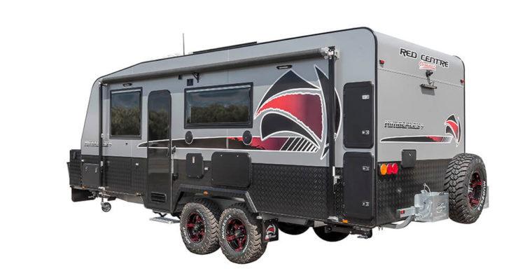 Kimberley Plus Caravan