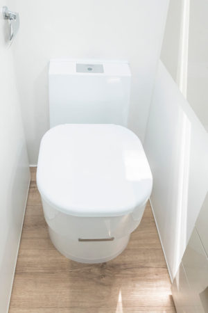 Newell Plus Toilet