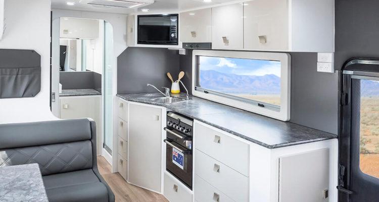 Newell Plus Kitchen Interior
